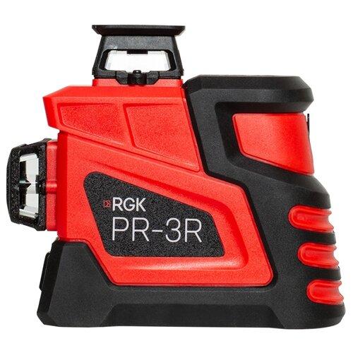 Лазерный уровень самовыравнивающийся RGK PR-3R (4610011874789) уровень rgk u4040