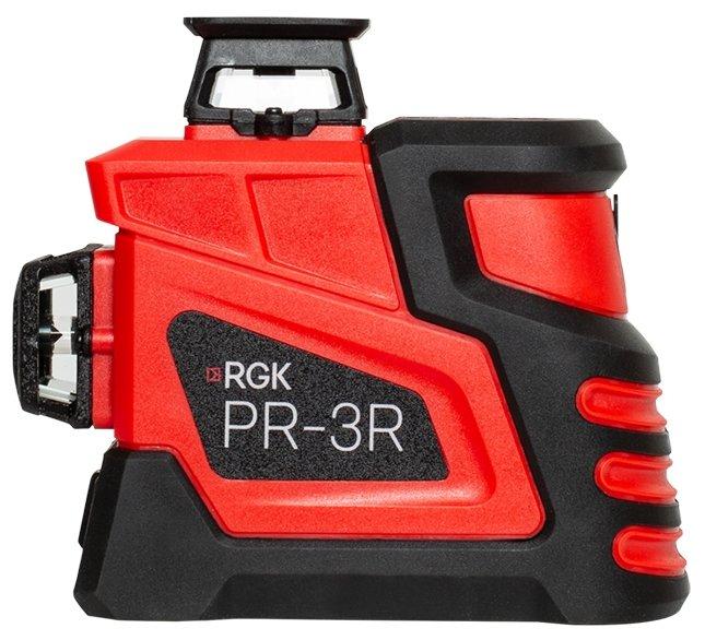 Лазерный уровень самовыравнивающийся RGK PR-3R (4610011874789)