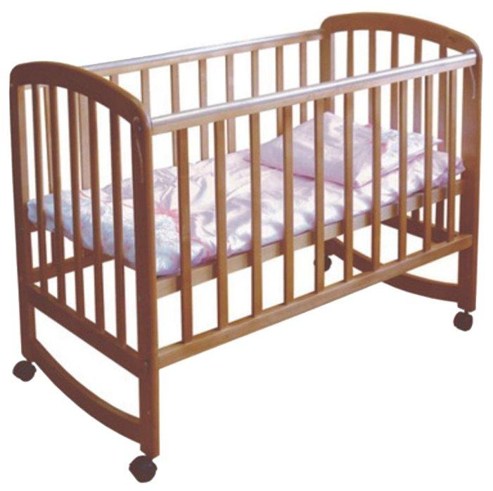 Кроватка GREEN MEBEL Аист 304