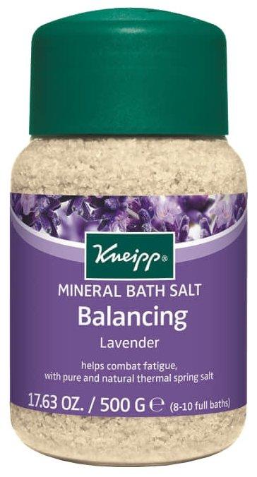 Kneipp Соль для ванн Баланс 500 г