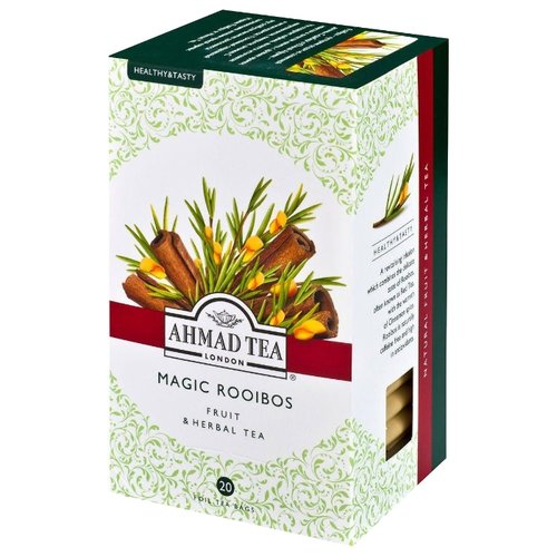 Чай травяной Ahmad tea