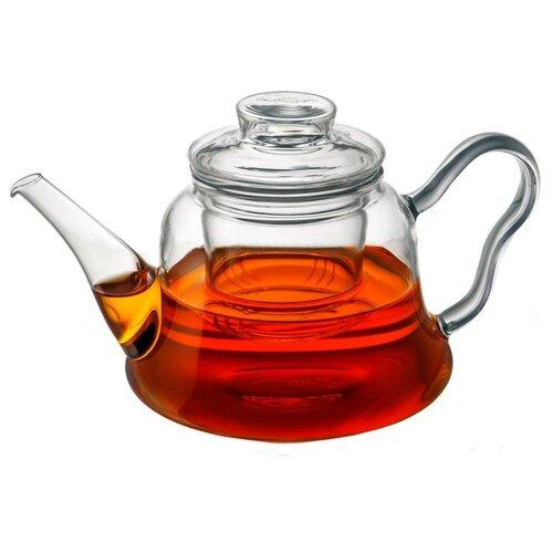 CnGlass Заварочный чайник CH07011-4 450 мл прозрачный чайник заварочный elrington 450 мл sfyt027s 41