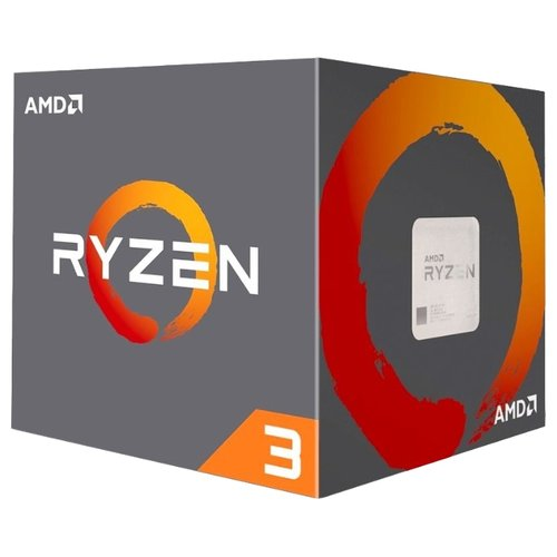 Процессор AMD Ryzen 3 1200 Summit Ridge (AM4, L3 8192Kb) BOX