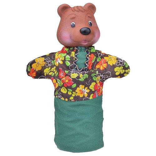 Фото - ОГОНЁК Кукла-перчатка Медведь (С-970) кукла огонёк арина с веснушками