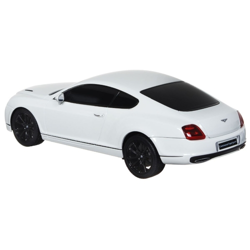 Легковой автомобиль Welly Bentley Continental Supersports (84003) 1:24