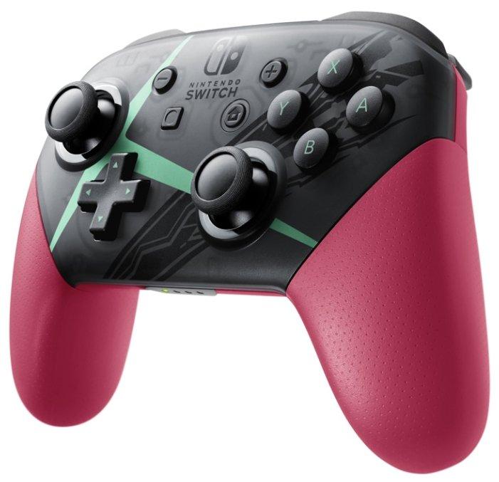 Nintendo Геймпад Nintendo Switch Pro Controller Xenoblade Chronicles 2