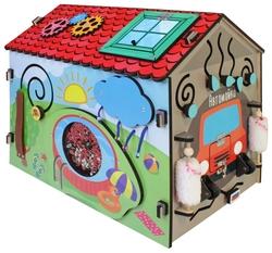 Бизиборд Мастер игрушек Чудо-дом