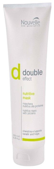 Nouvelle Double Effect Питательная и восстанавливающая маска для волос и кожи головы