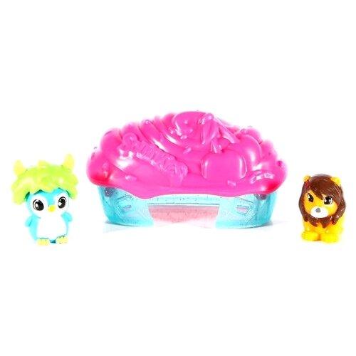 Купить Игровой набор Blip Toys Squinkies - Фигурки в домике 31787, Игровые наборы и фигурки