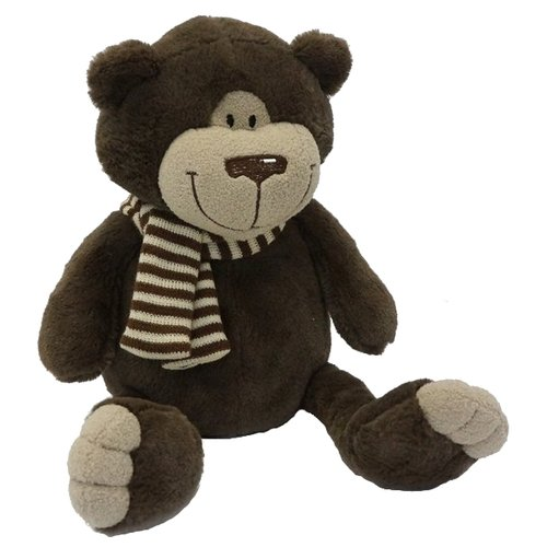 Купить Мягкая игрушка Maxitoys Мишка Тодди 25 см, Мягкие игрушки