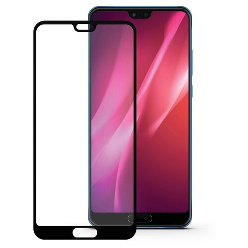 Купить Защитное стекло Mobius 3D Full Cover Premium Tempered Glass для Huawei Honor 10 черный