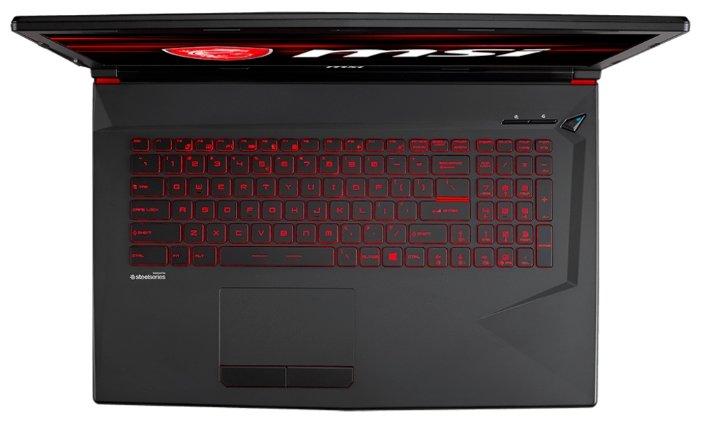 Игровой ноутбук MSI GL63 8RC 9S7-16P612-467, черный
