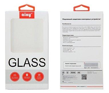 Защитное стекло Ainy Full Screen Cover AF-S466A/B/L для Samsung Galaxy S7
