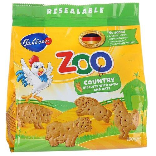 Печенье Leibniz детское Zoo Country Ферма, 100 г