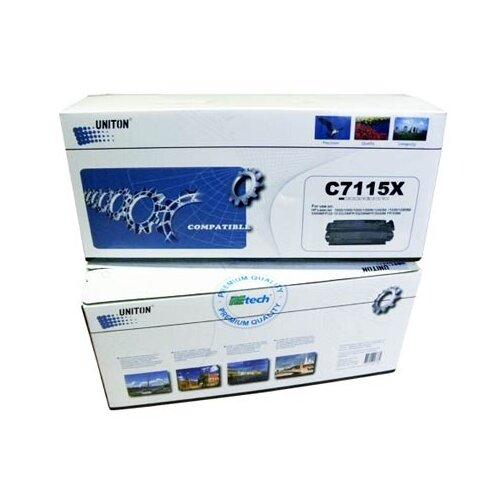 Фото - Картридж Uniton Premium C7115X, совместимый картридж sakura c7115x