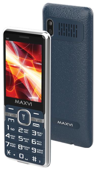 Телефон MAXVI M5 фото 1