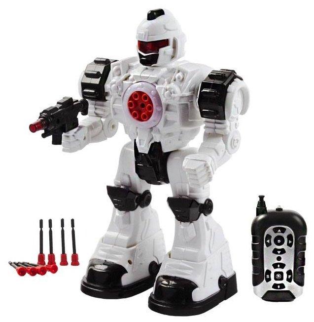 Интерактивная игрушка робот Mioshi Tech Steel Wolf Ares