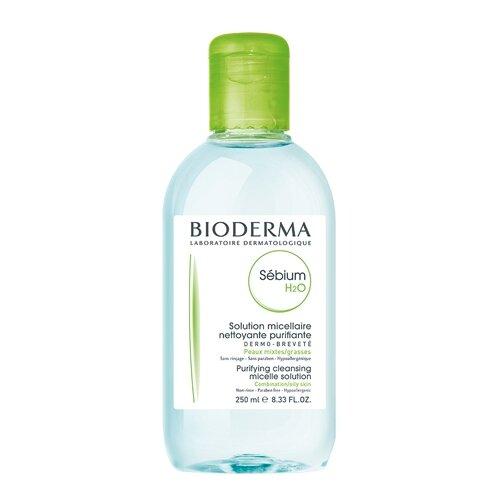 Bioderma Мицеллярная вода Sebium H2O, 250 мл bioderma al