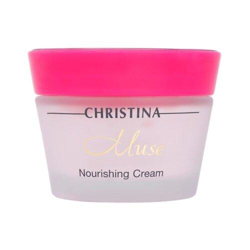 Christina Muse Nourishing Cream Питательный крем для лица, шеи и декольте, 50 мл christina muse absolute defense сыворотка для лица шеи и декольте абсолютная защита кожи 30 мл