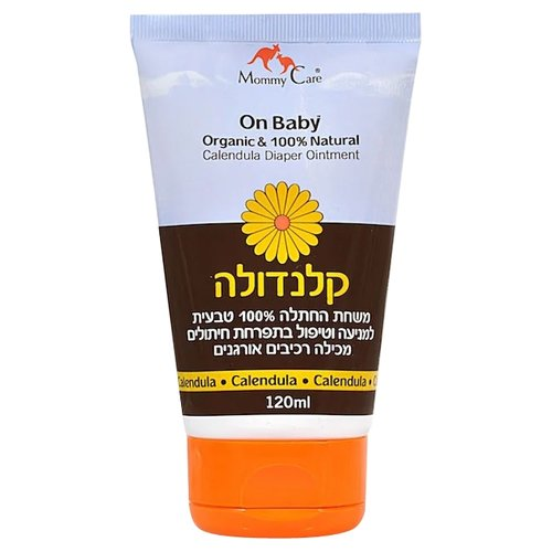 Mommy Care Крем под подгузник с календулой 120 мл mommy care крем babies and toddlers facial spf 15 60 мл