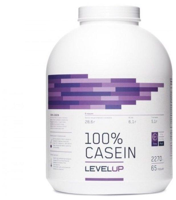 Протеин LevelUp 100% Casein (2270 г)