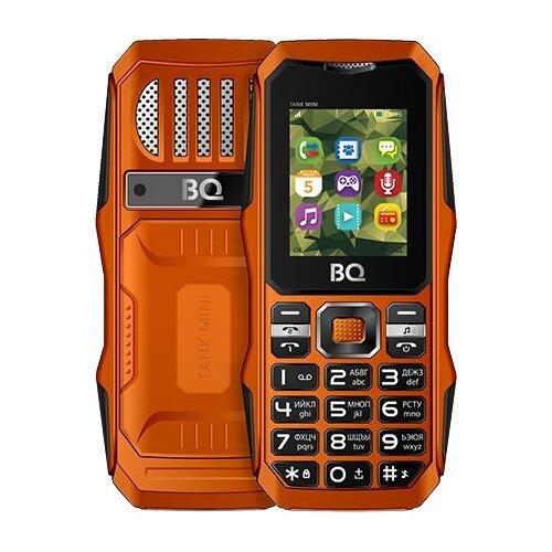 цена на Телефон BQ 1842 Tank mini оранжевый