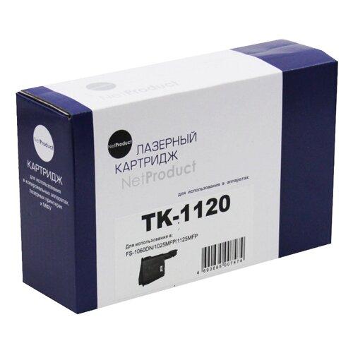 Фото - Картридж Net Product N-TK-1120, совместимый картридж net product n ml 1710d3 совместимый