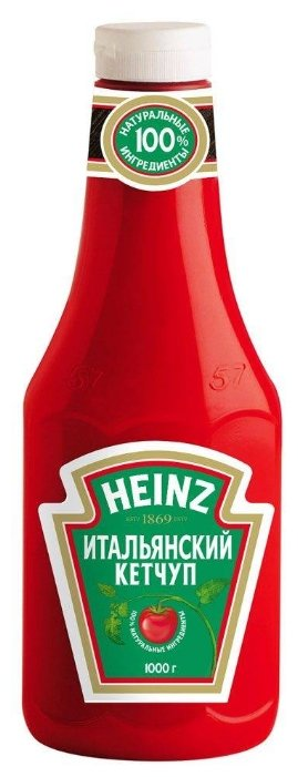 Кетчуп Heinz Итальянский 1,0 кг