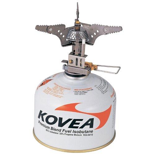 цена на Горелка KOVEA KB-0101 Titanium Stove серебристый