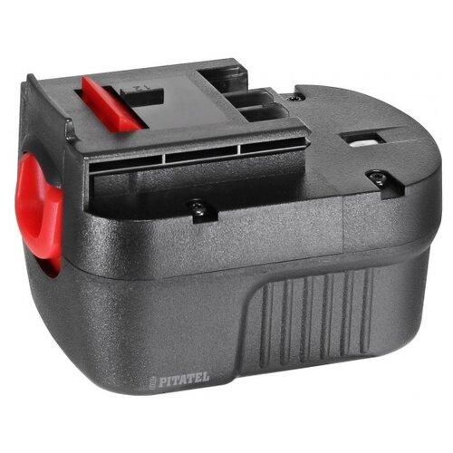 Аккумулятор Pitatel TSB-018-BD12B-20C Ni-Cd 12 В 2 А·ч аккумулятор pitatel tsb 048 bos12a 33m bosch ni mh 12v 3 3ah