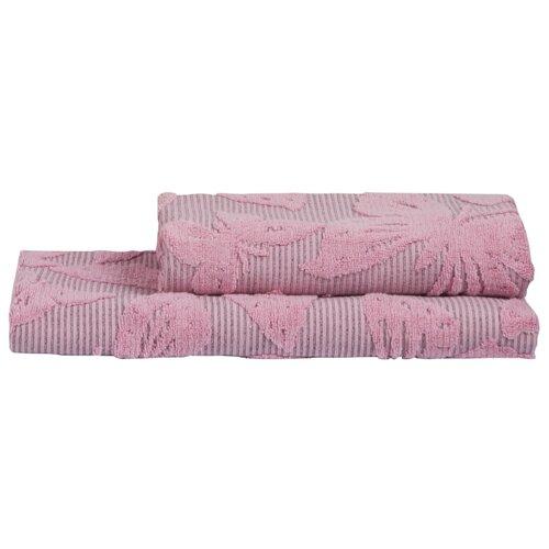 Guten Morgen полотенце Баттерфляй универсальное 50х90 см розовый цена 2017