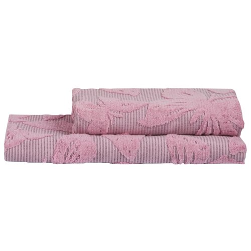 Guten Morgen полотенце Баттерфляй банное 70х130 см розовый