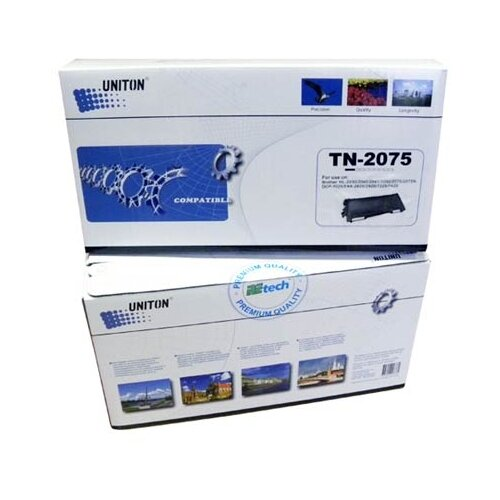 Фото - Картридж Uniton Premium TN-2075, совместимый картридж uniton mlt d115l совместимый
