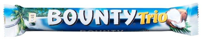Батончик Bounty Trio, 82.5 г