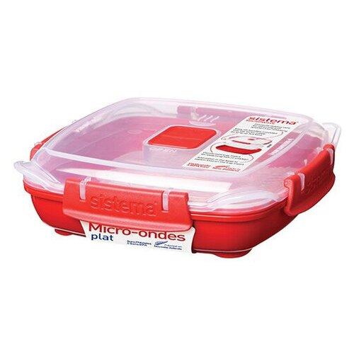 Sistema Контейнер Microwave 1105 красный