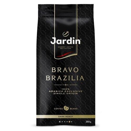 цена Кофе молотый Jardin Bravo Brazilia, 250 г онлайн в 2017 году