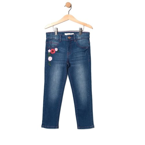 Джинсы Sela размер 6, синий футболка sela sela se001emdqgz1