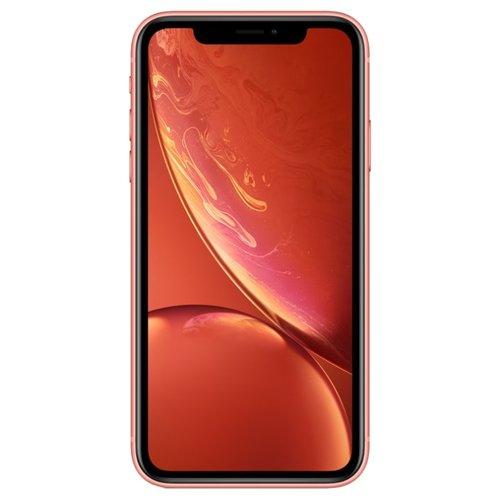 Смартфон Apple iPhone Xr 64GB коралл (MRY82RU/A) смартфон iphone xr 64gb yellow mry72ru a