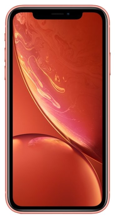Смартфон Apple iPhone Xr 64GB коралл (MRY82RU/A)