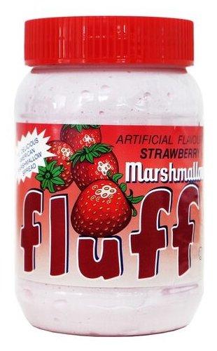 Кремовый зефир Marshmallow Fluff Strawberry 213 г