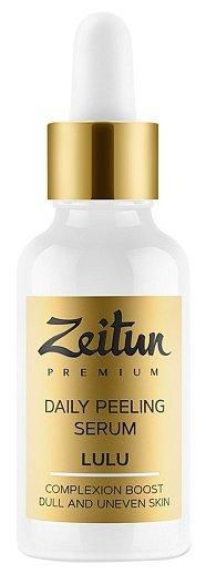 Zeitun пилинг сыворотка для лица Premium Lulu