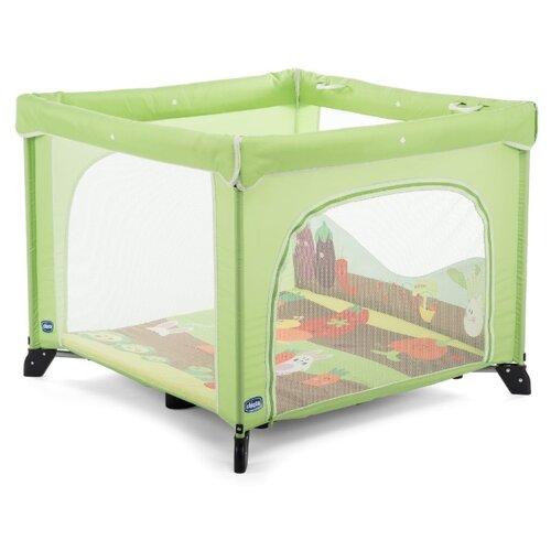 Манеж Chicco Open fruit salad кровать манеж chicco open box fruit salad
