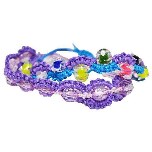 наборы для создания украшений Bondibon наборы для творчества браслеты с шармами
