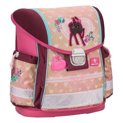 Купить Belmil Ранец Classy Little Deer (403-13/524), розовый, Рюкзаки, ранцы