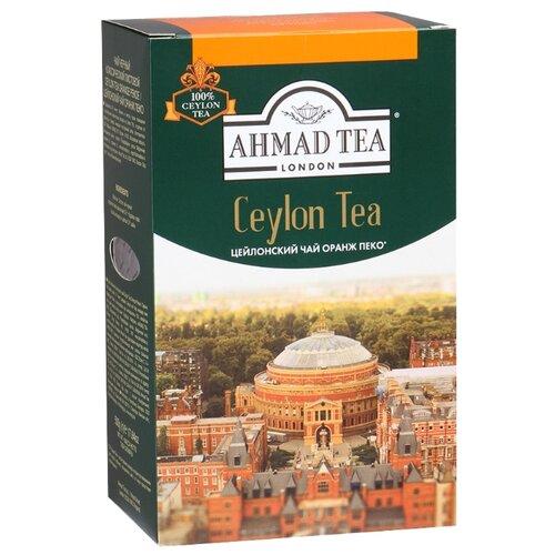 Чай черный Ahmad tea Ceylon tea OP, 500 г г форе серенада op 98