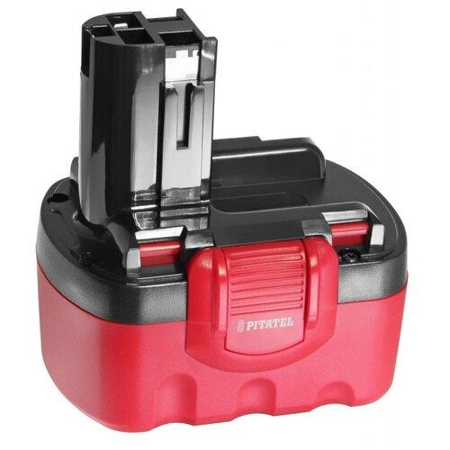Аккумулятор Pitatel TSB-050-BOS14A-20C Ni-Cd 14.4 В 2 А·ч аккумуляторный блок pitatel tsb 217 ae g 12c 20l 12 в 2 а·ч