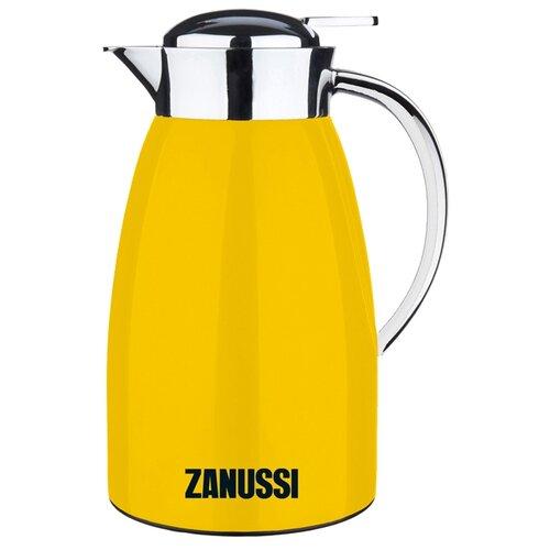 Термокувшин Zanussi Livorno, 2.0 л желтый