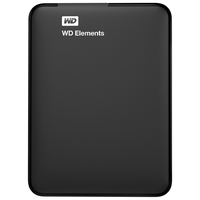 Жесткий диск Western Digital WD Elements Portable 500 GB (WDBUZG5000ABK-WESN)