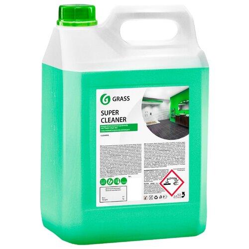 GraSS Универсальное моющее средство Super cleaner 5.8 кгДля мебели, ковров и напольных покрытий<br>