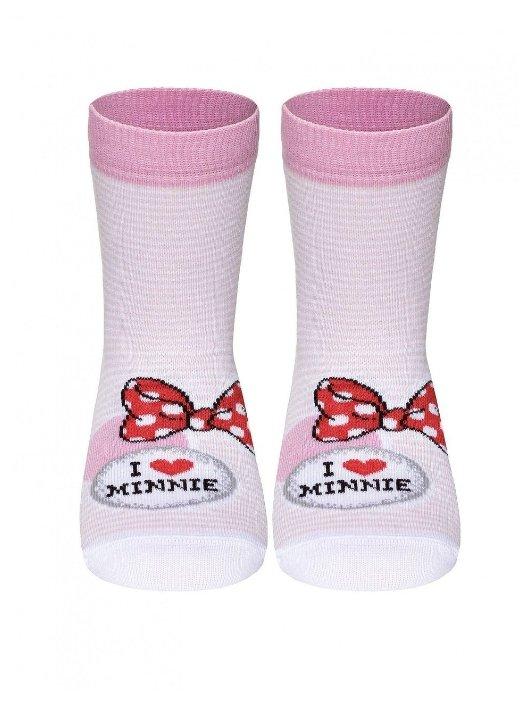 Носки Conte-kids размер 20, светло-розовый